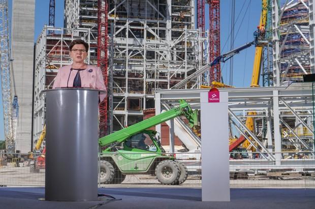 PFR wspomoże budowę bloku 910 MW w Elektrowni Jaworzno kwotą 880 mln zł