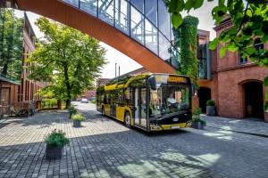 Gazowe Solarisy Urbino w Mysłowicach