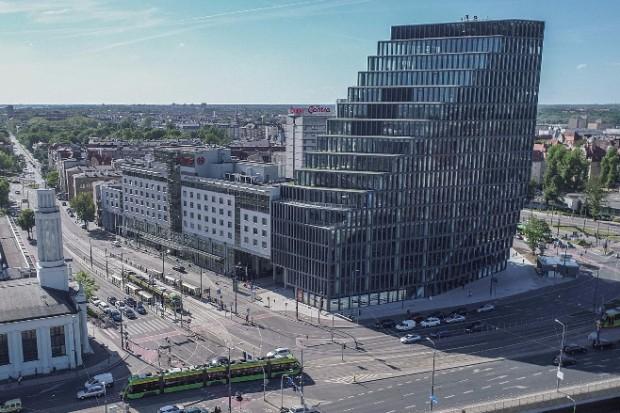 W Poznaniu otwarto biurowiec Bałtyk