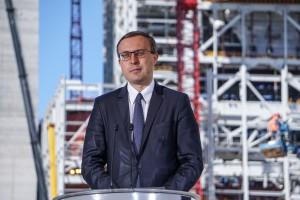 Zdjęcie numer 3 - galeria: PFR wspomoże budowę bloku w Elektrowni Jaworzno [Zdjęcia]