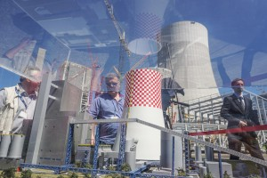 Zdjęcie numer 1 - galeria: PFR wspomoże budowę bloku w Elektrowni Jaworzno [Zdjęcia]