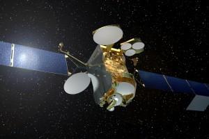 Pierwszy satelita z napędem elektrycznym