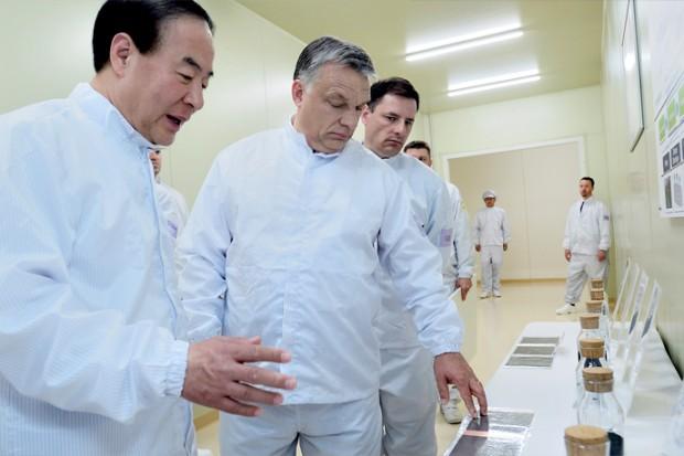 Samsung zbudował fabrykę akumulatorów na Węgrzech