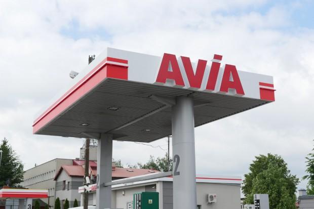 Ruszyła pierwsza stacja paliw Avia w Polsce