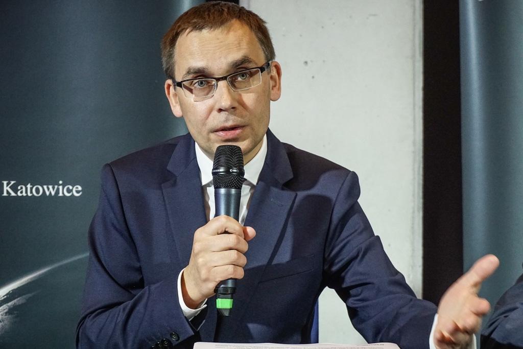 Wojciech Kuśpik, prezes Grupy PTWP