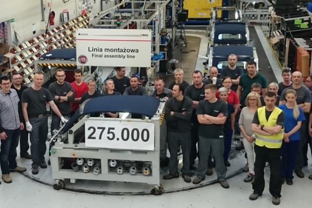 Ponad ćwierć miliona dachów Magna dla Fiata 500 CC