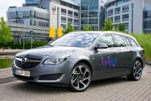 Opel w połowie drogi do automatycznej jazdy