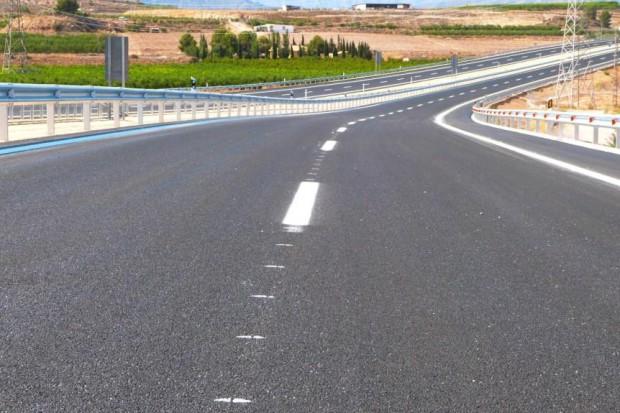 Bariery drogowe z Ostrawy na autostradzie D1