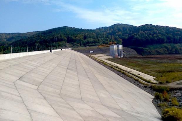 Wiceminister środowiska: w sierpniu napełni się zbiornik Świnna Poręba