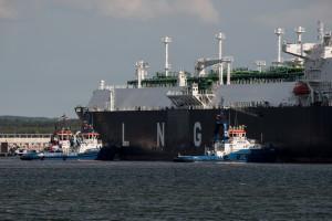Gaz z Kataru przypłynął do Świnoujścia
