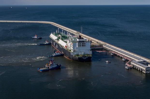 Duży spadek importu rosyjskiego gazu do Polski