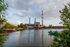 Woda chłodząca nowy blok w EC Żerań spłynie do Wisły