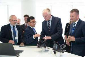 Samsung otworzył w Warszawie centrum innowacji dla przedstawicieli biznesu