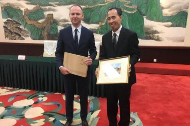 Porozumienie KNF i chińskiego nadzoru bankowego