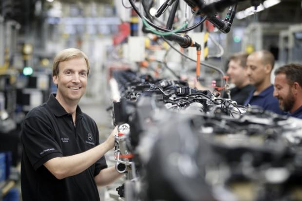 Rusza budowa fabryki Mercedes-Benz w Jaworze