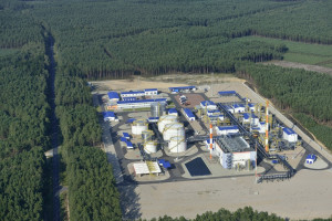 Pół wieku górnictwa naftowego w Zielonej Górze