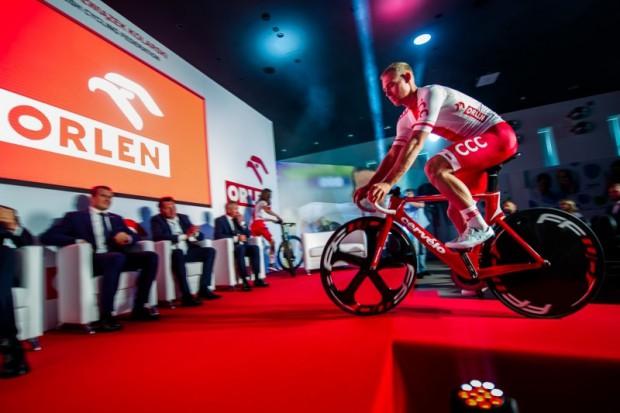Orlen sponsorem głównym polskiego kolarstwa