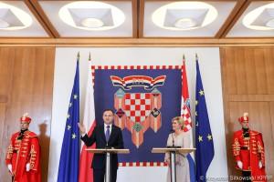 Prezydent: szczyt Trójmorza w lipcu w Warszawie; spodziewana obecność Trumpa