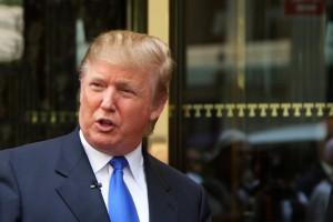Donald Trump wydobył się z dużej finansowej opresji