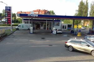 Kolejna stacja własna Moya na Śląsku
