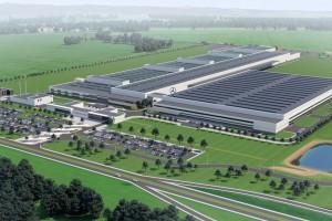 Daimler rozpoczyna budowę fabryki Mercedes-Benz w Jaworze