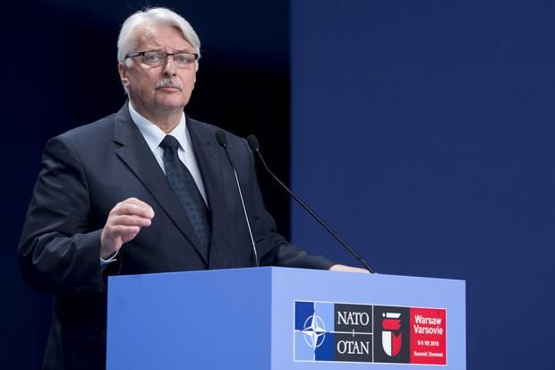 Szef MSZ: Amerykanie rozumieją nasze postulaty i wagę problemu ws. Nord Stream 2
