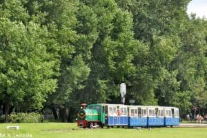Rośnie popularność kolei wąskotorowych