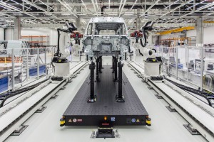 Strajk w słowackim Volkswagenie