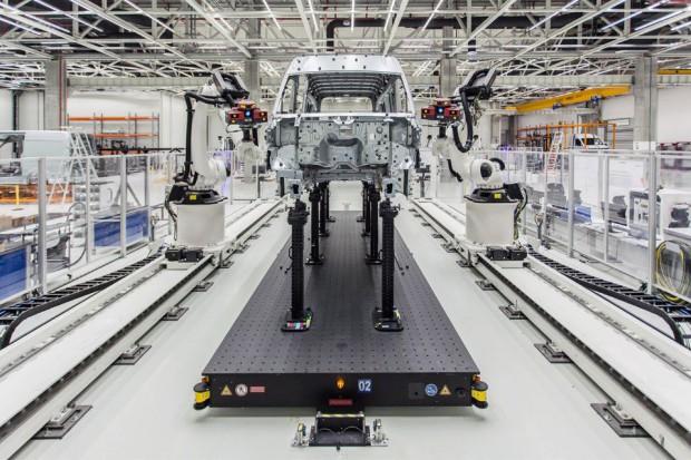 Volkswagen rozbuduje fabrykę w Poznaniu