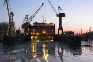 Radni chcą ratować stocznię