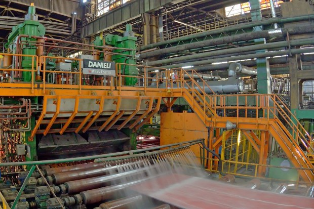 Nowa prostowarka w ArcelorMittal Galati