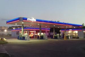 Sieć Moya coraz bliżej 150 stacji