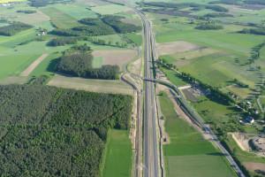 Odcinek S7 Nidzica - Napierki otwarty dla ruchu