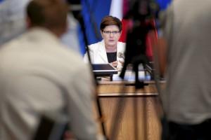 Szydło w Brukseli: potrzeba ambitnego mandatu ws. Nord Stream 2