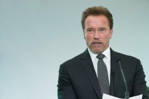 Arnold Schwarzenegger wsparł inicjatywę klimatyczną Macrona