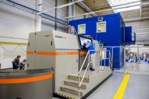 Słowacki Volkswagen drukuje z aluminium