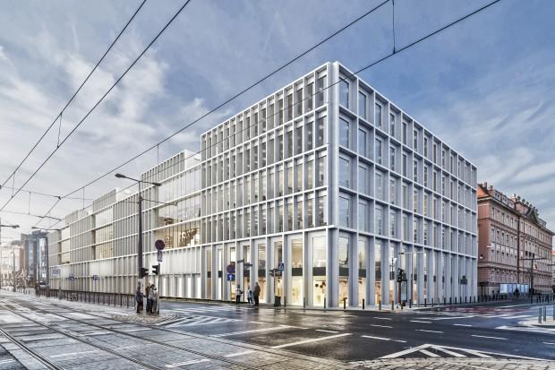 Wkrótce pęknie milion. Wrocław to biurowy plac budowy