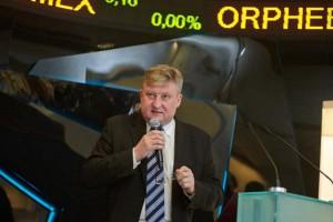 Wojciech Nagel wrócił na ważne stanowisko na GPW