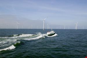 Przygniatająca przewaga Europy w morskiej energetyce wiatrowej