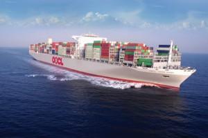 Największy kontenerowiec świata zawinie do Gdańska w środę