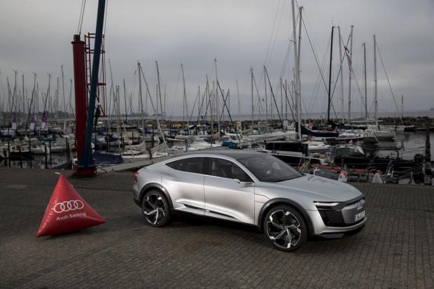 Kolejne elektryczne zapowiedzi Audi