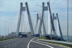 Wschodnia Obwodnica Krakowa z mostem przez Wisłę gotowa