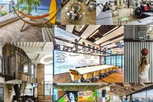 Oto 10 najbardziej designerskich biur w stolicy