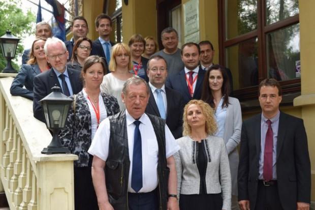 Spotkanie ministrów środowiska Grupy Wyszehradzkiej oraz Bułgarii