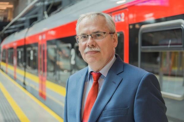 Były prezes PKP Intercity nowym prezesem Łódzkiej Kolei Aglomeracyjnej