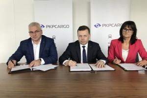 Dużej wartości kontrakt PKP Cargo i ArcelorMittal