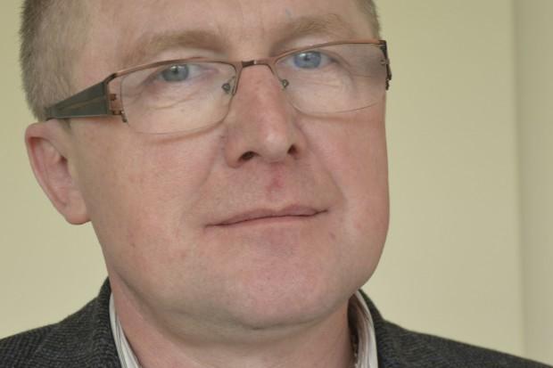 Paweł Kołodziej podkreśla, że w JSW jest realizowany program inwestycyjny nakierowany m.in. na zwiększenie produkcji węgla koksowego. Fot. mat. pras.