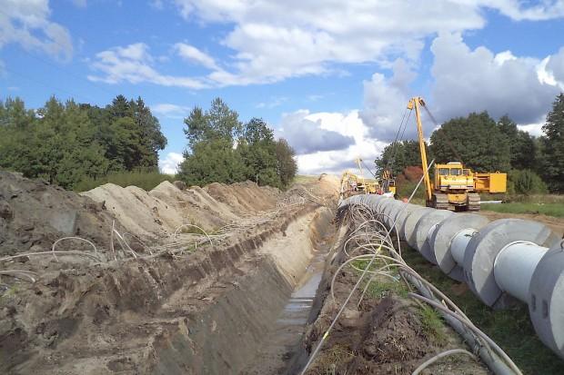 Trzech chętnych na budowę dużego gazociągu dla Gaz-Systemu