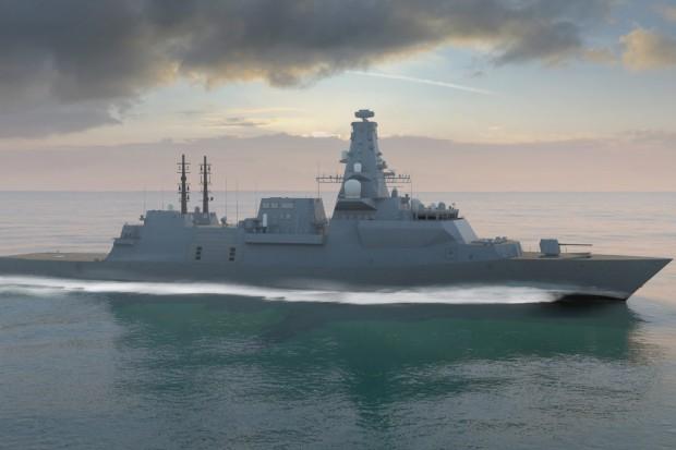 BAE Systems zbuduje 3 okręty dla Wielkiej Brytanii