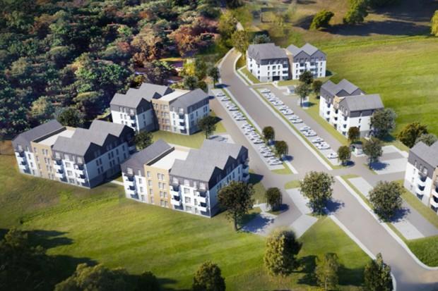 Ponad 1,2 tys. mieszkań w budowie w ramach programu Mieszkanie plus